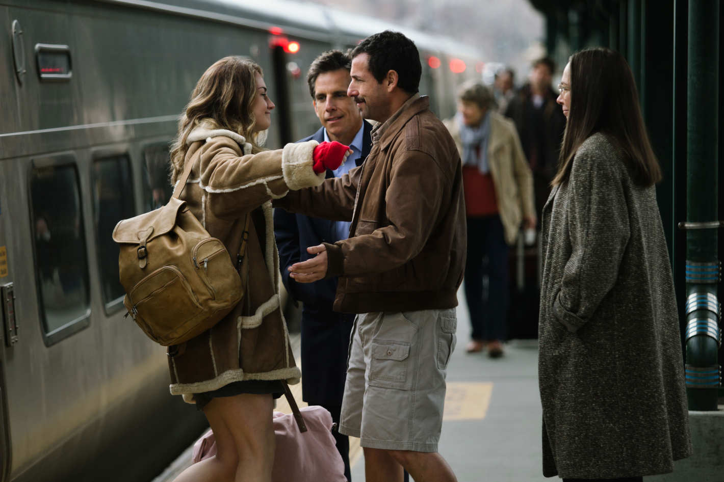 Mira el tráiler de la próxima película de Adam Sandler y Ben Stiller