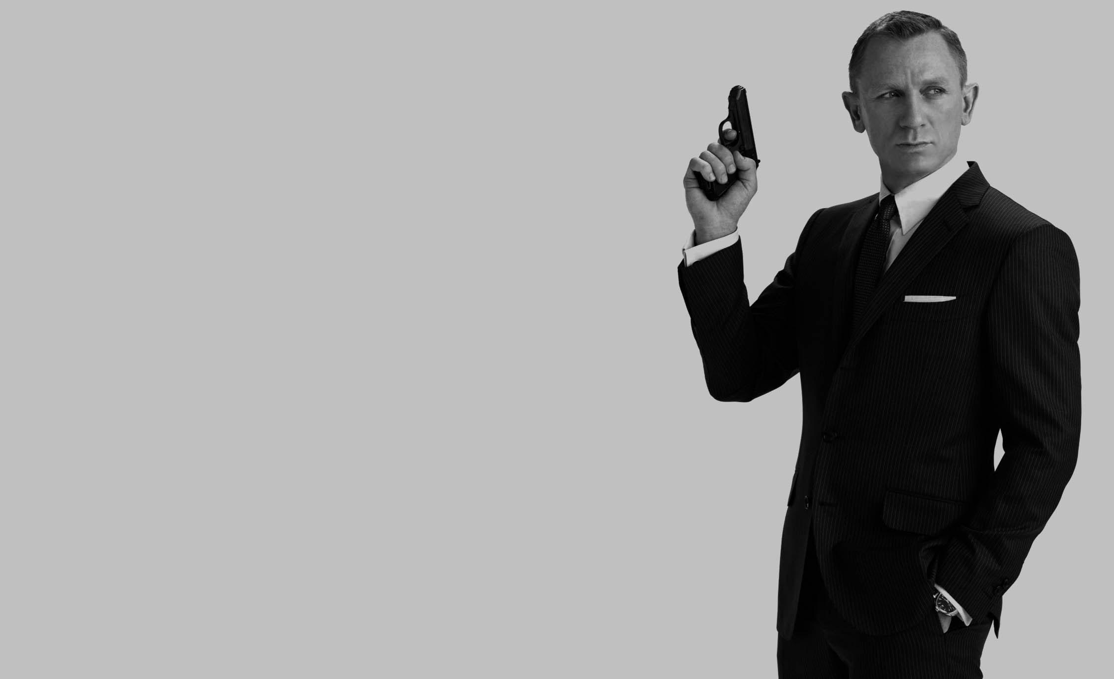 """Daniel Craig hará una más de """"007"""""""