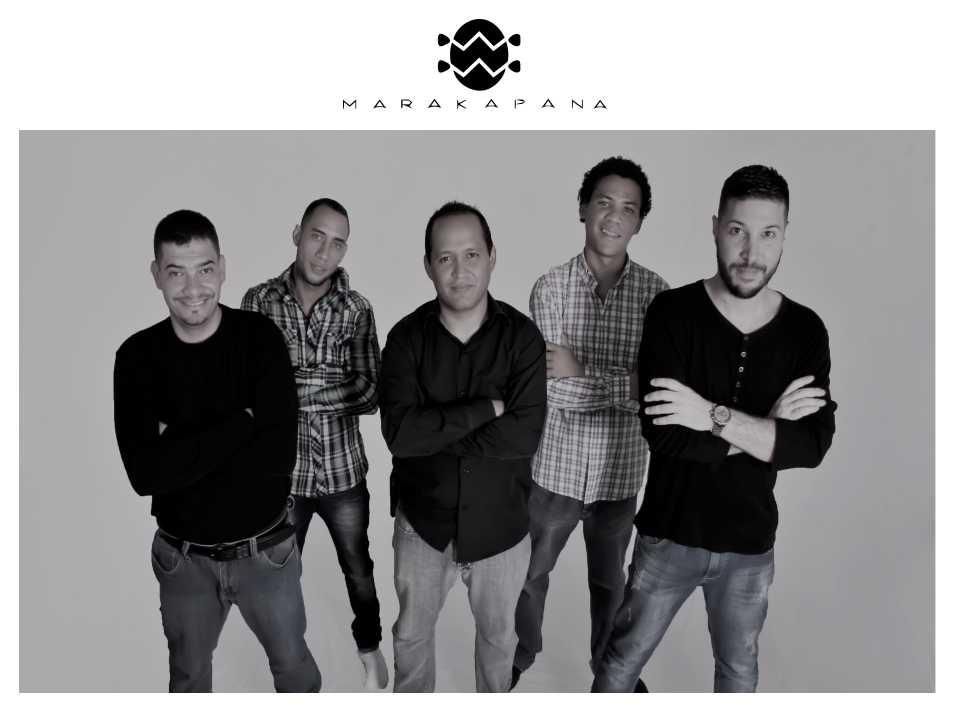 Marakapana lanza su primera producción discográfica
