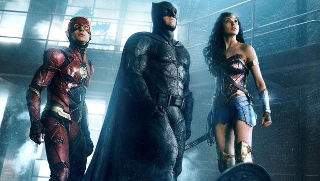 Mira el nuevo póster de Justice League