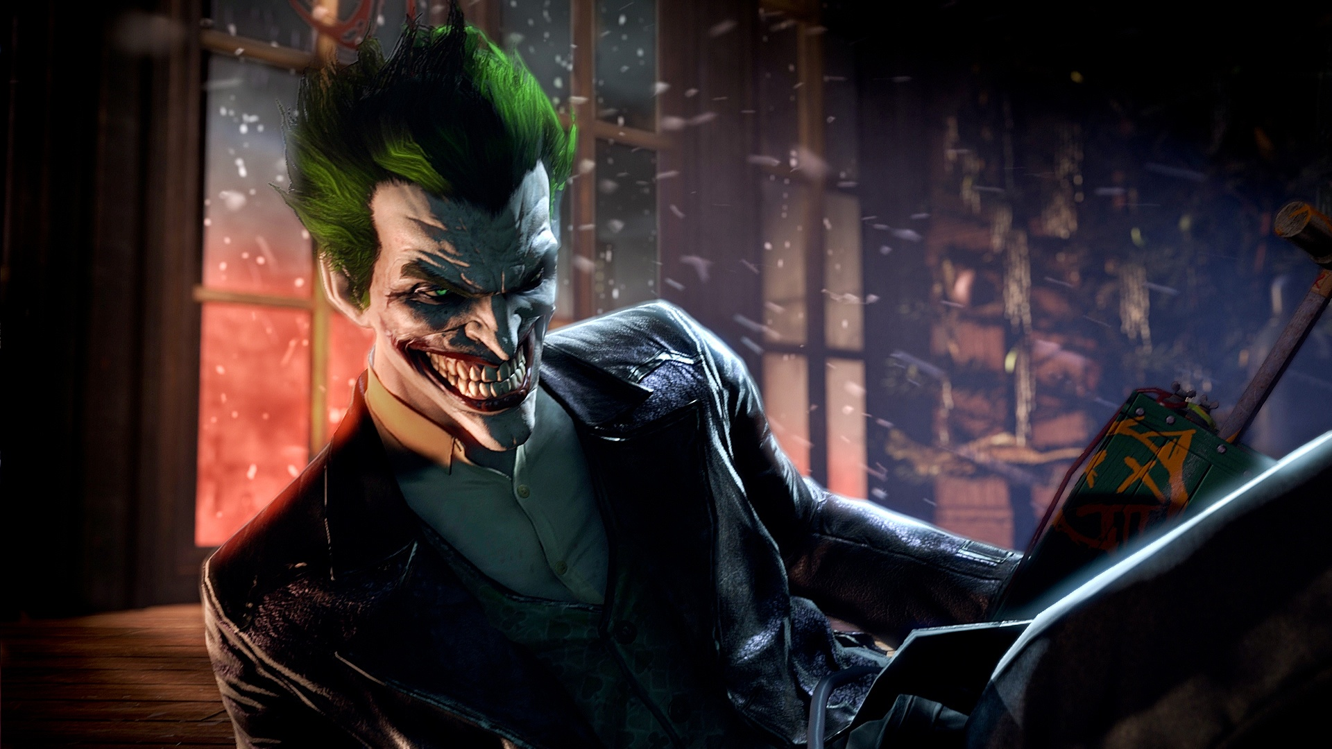 ¿Leonardo DiCaprio el nuevo Joker?