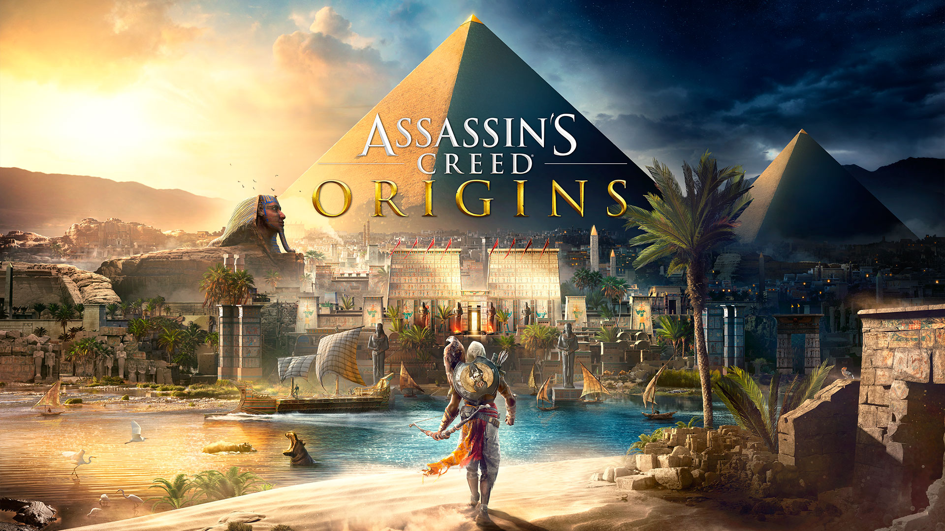 """Assasins Creed Origins"" tendrá visitas guiadas al antiguo Egipto"