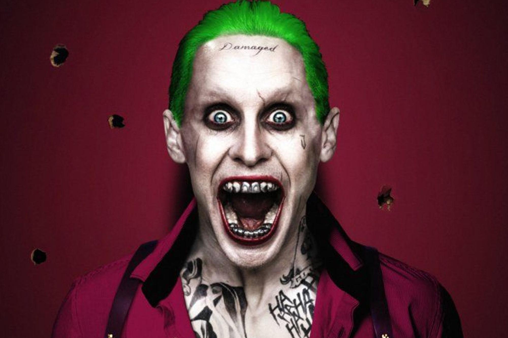 Jared Leto aún no ha visto Suicide Squad