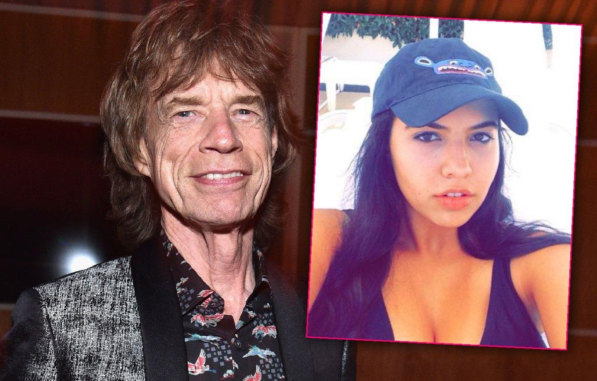 La nueva pareja de Mick Jagger tiene cinco décadas menos que él