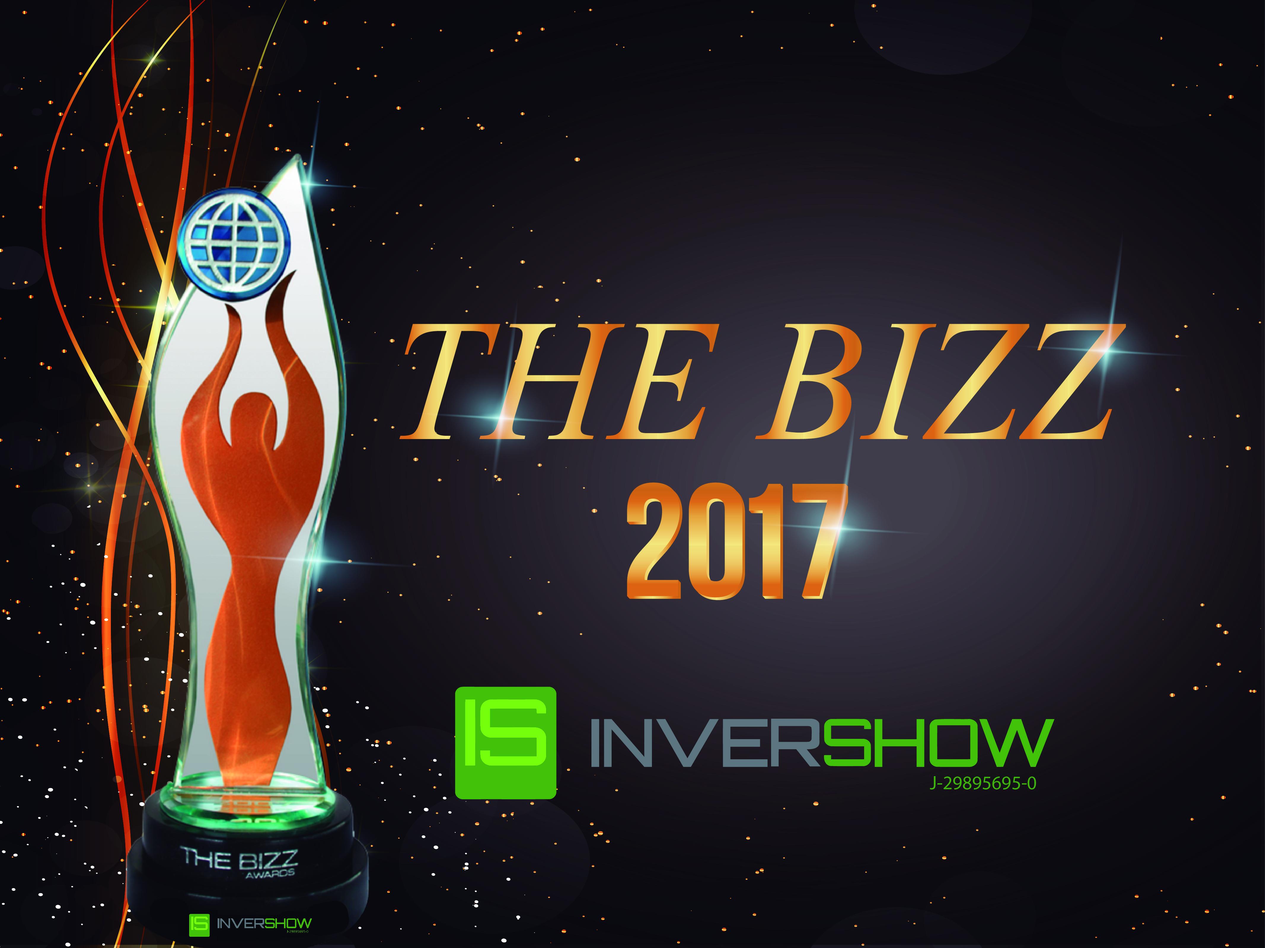 Premio The Bizz 2017 A Invershow