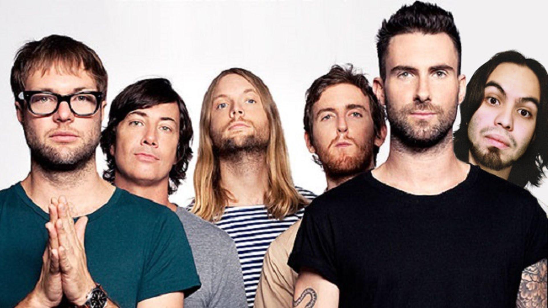 Maroon 5 no está feliz con el nombre de su nuevo album