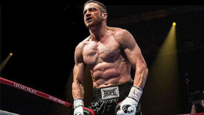 El duro entrenamiento de Jake Gyllenhaal para convertirse en boxeador