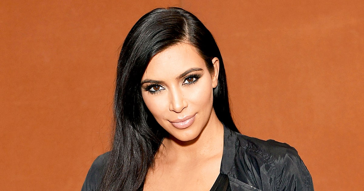Kim Kardashian, casi desnuda y en la cama, hace arder Instagram (FOTO)