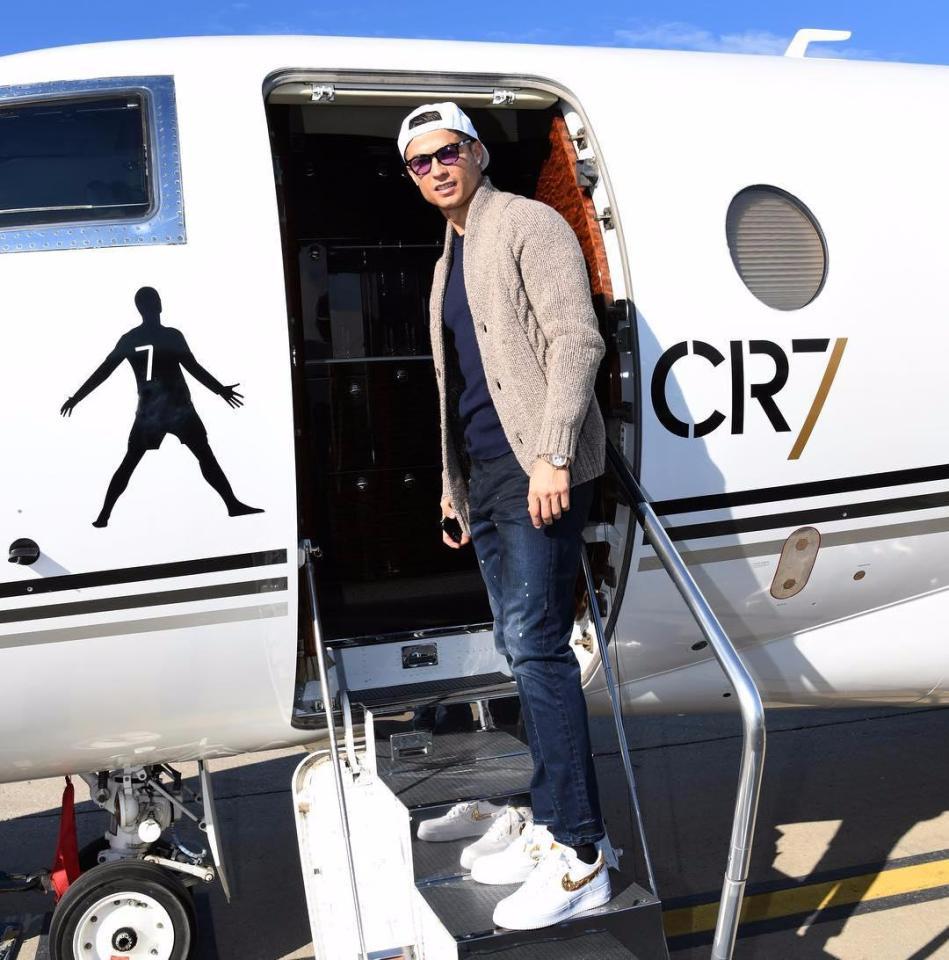 Top 10 de aviones privados de futbolistas más caros del mundo
