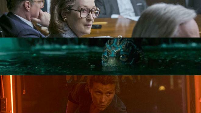 Los Oscar se preparan para desvelar los nominados en su 90 edición