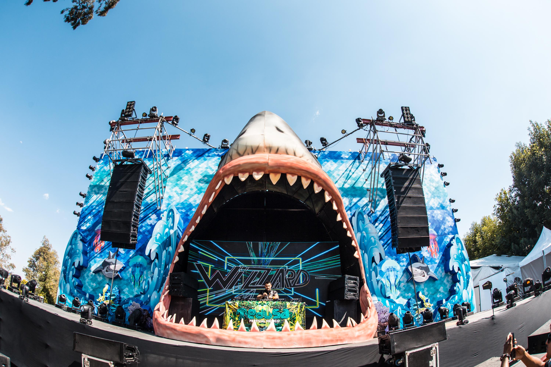 Wizzard se apoderó del escenario mexicano en el Festival Medusa
