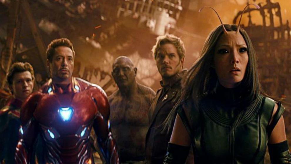 'Infinity War', cuarta película que supera los 2.000 millones de dólares