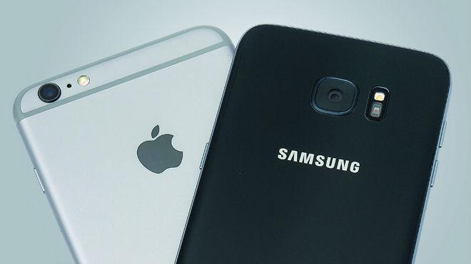 Samsung y Apple llegan a un acuerdo para zanjar su último litigio de patentes