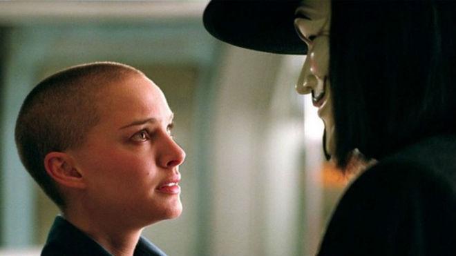 Natalie Portman quiere rodar una secuela de 'V de Vendetta'