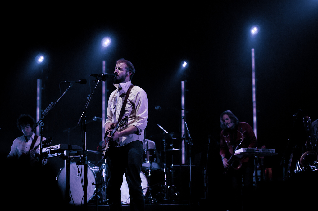 Bon Iver regresó al Hollywood Bowl con TU Dance