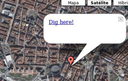 Cosas que capta Google Maps