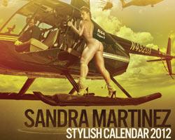 Fotos de calendario 2012 sandra martinez 99
