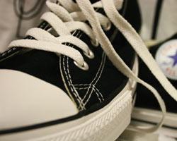 Dime que zapatos usas y te diré donde rumbeas.