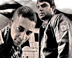 Baby Rasta y Gringo Presentan la nueva saga de Los Lobos