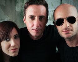 Roque Valero, Mariana Vega y Hany Kauam: Los cantautores
