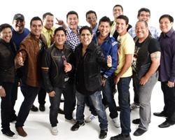 Porfi Baloa y sus Adolescentes de gira por República Dominicana