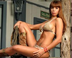 """Ximena Capristo y su cuerpo """"fogoso"""""""