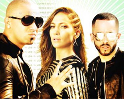 Wisin & Yandel y Jennifer Lopez: Follow The Leader