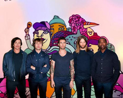 Maroon 5 presenta Payphone Ft. Wiz Khalifa