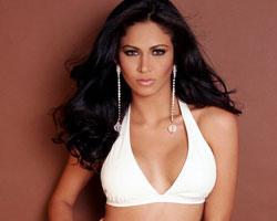 Karen Soto por la Corona de Miss Venezuela Mundo 2013
