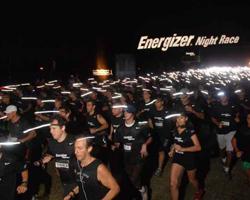 Energizer Night Race brinda energía a Caracas