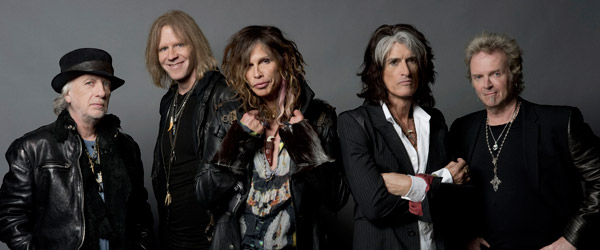 Aerosmith regresa a Venezuela