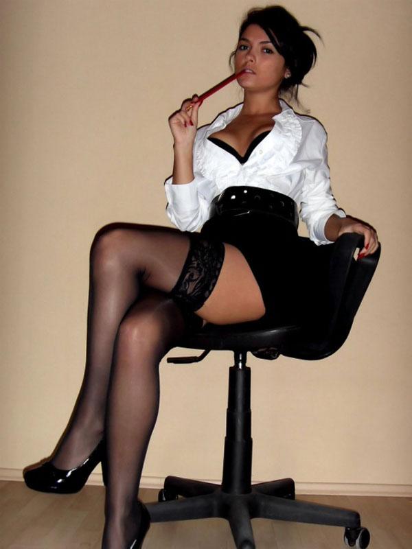 Resultado de imagen para secretaria sexy