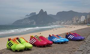 pretty nice 2cf32 fc29b Adidas se prepara para La Copa del Mundo con la colorida  Colección Samba