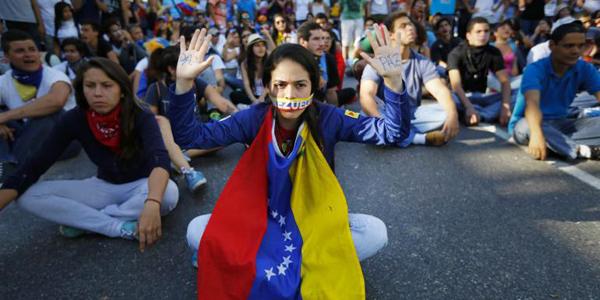 Resultado de imagen para manifestaciones venezuela