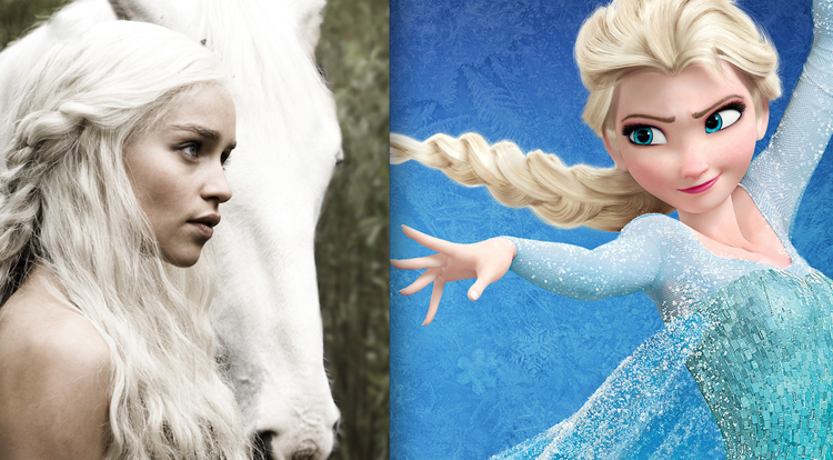 """Let it Go(T)"", la canción que mezcla a Frozen con Game of Thrones"