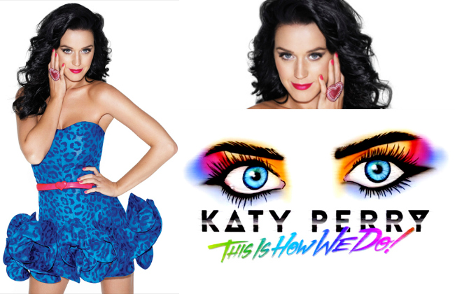 "Katy Perry estrenó el lyric video de ""This Is How We Do"""