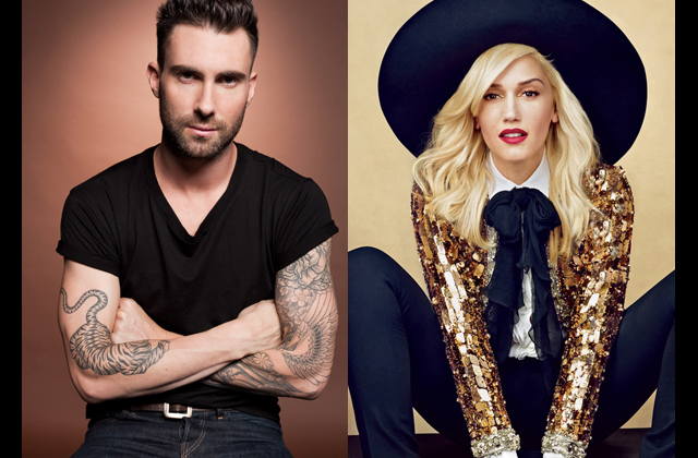 "[AUDIO] ""My heart is open"", el nuevo tema de Maroon 5 con Gwen Stefani"