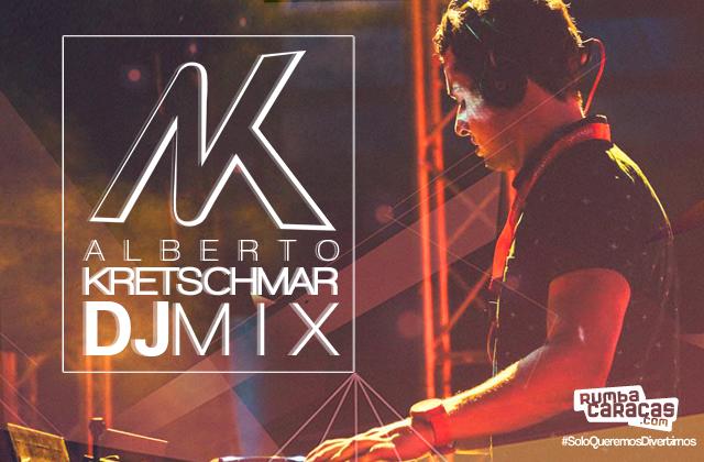 [DJ MIX] Alberto Kretschmar, una propuesta de EDM impelable