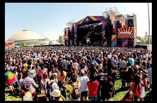 [FOTOS] Así de cool fue el Lollapalooza 2014