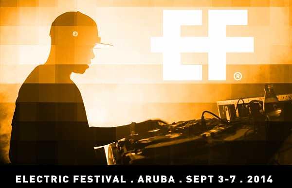 Aruba se prepara para el Electric Festival 2014