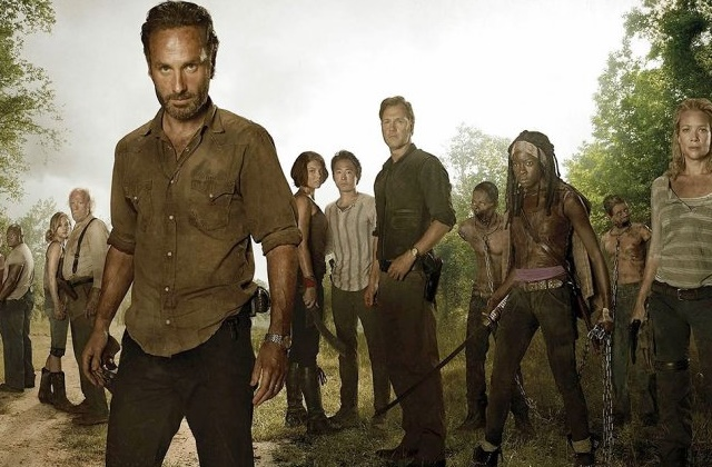 "[FOTOS] Así son las portadas de ""The Walking Dead"" para la revista EW"