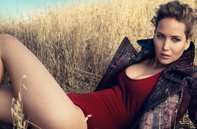 [Galería] Las mejores fotos de Jennifer Lawrence (con ropa)