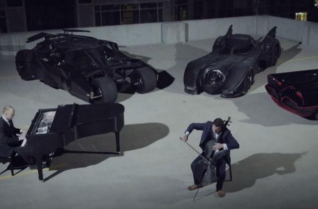 La evolución de la música de Batman por The Piano Guys