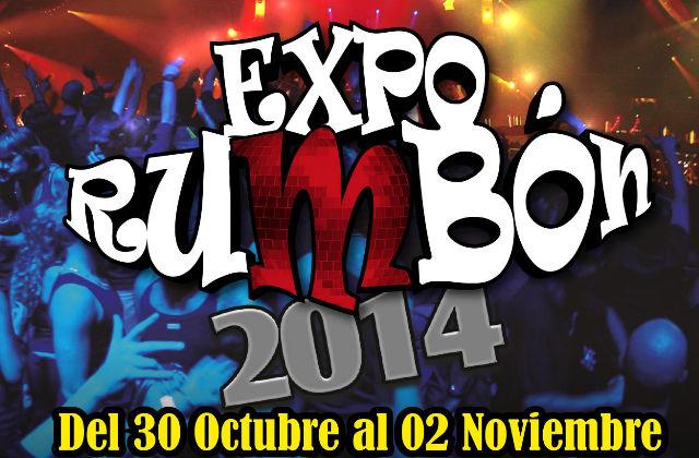 Expo Rumbón 2014:  4 días de fiestas temáticas