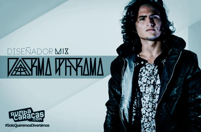 """[DISEÑADOR MIX] Diego Díaz: """"Quiero que la gente se identifique con Darma Thrama"""""""