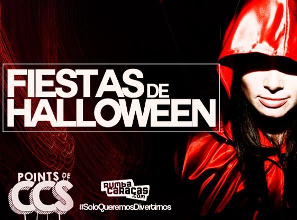 [POINTS DE CCS] Dónde disfrutar una buena rumba de Halloween