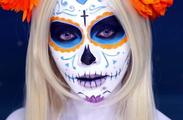 [PARA ELLAS] 10 tutoriales súper sencillos de maquillajes brutales para Halloween
