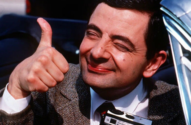 5 momentos memorables de la serie Mr Bean