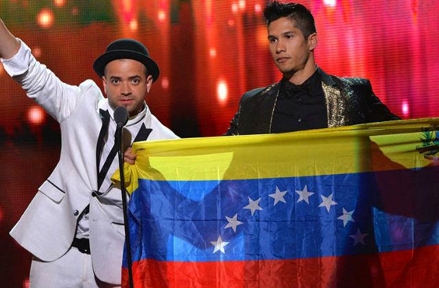 """Lo que dijo Maduro sobre la participación de Chino y Nacho en el """"Suena Caracas 2014""""  [VIDEO]"""