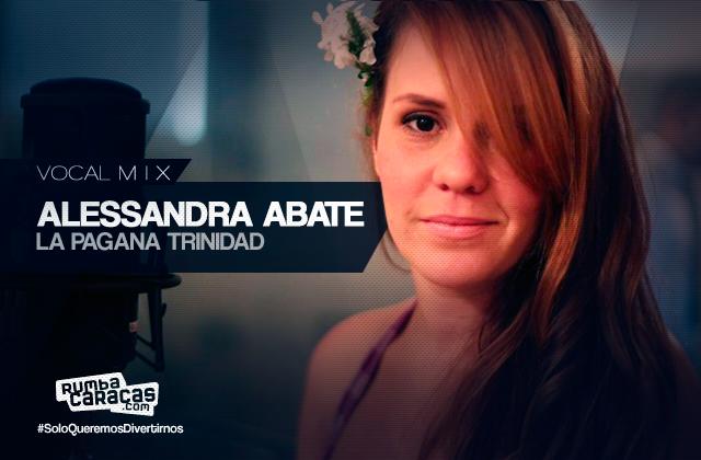 [VOCAL MIX] Alessandra Abate de La Pagana Trinidad